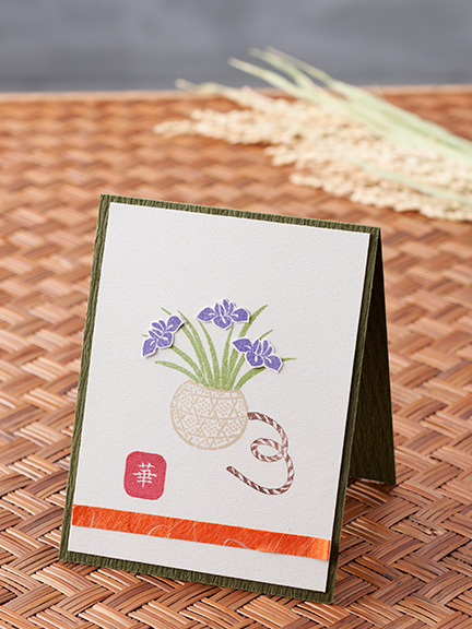wanoiki,Clearstamps,washi,japan,clafts